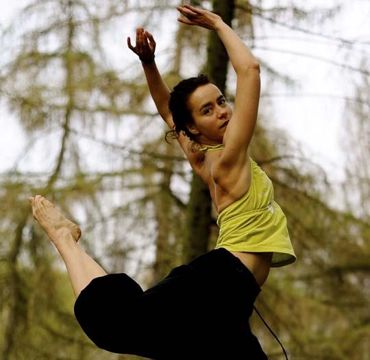 PilatesSalonBerlin - Marleen Wernitzsch